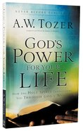 tozer the power of GOD